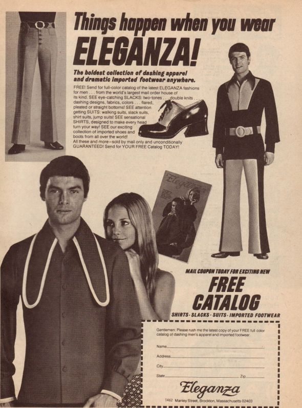 awesome and awful 70's fashions at things life